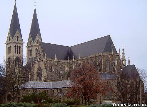 Der Dom zu Halberstadt