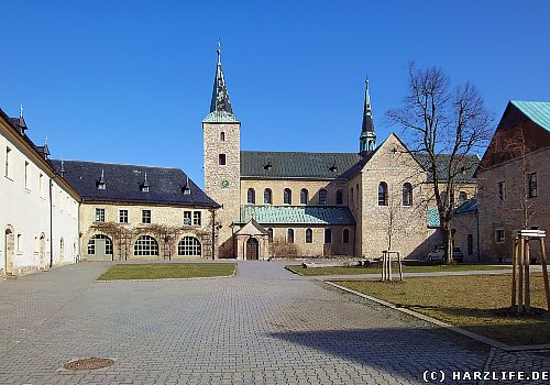 Kloster Huysburg