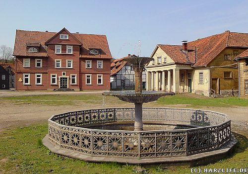 Die Königshütte in Bad Lauterberg