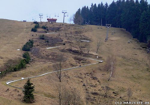 Der Matthias-Schmidt-Berg in Sankt Andreasberg