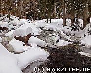 Unterer Bodewasserfall