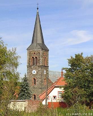 Die Pfarrkirche St. Martini