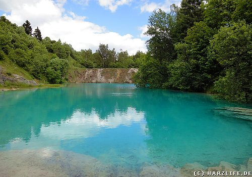 Der Blaue See
