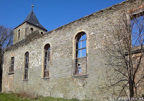 Hüttenrode - Kirche