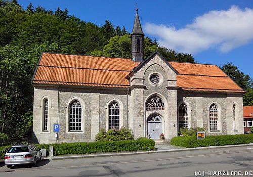 Zorge - Die evangelische St.-Bartholomäus-Kirche