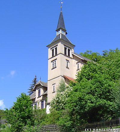 Die Kirche in Altenbrak