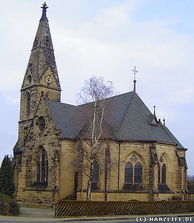 St.-Laurentius-Kirche in Astfeld