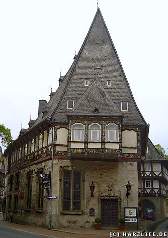 Goslar - Das Brusttuch