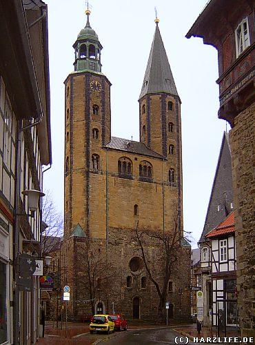 Goslar - Marktkirche St. Cosmas und Damian