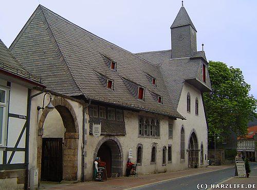 Goslar - Das Große Heilige Kreuz