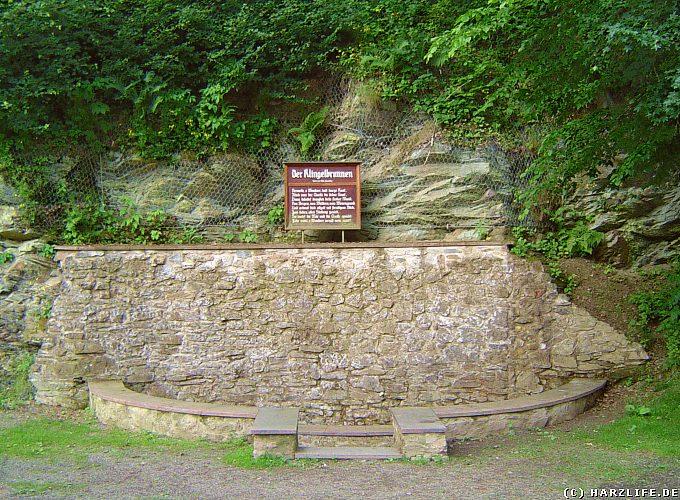 Stolberg - Der Klingelbrunnen
