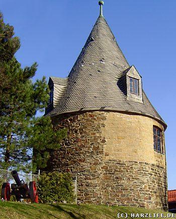 Der Maltermeisterturm bei Goslar