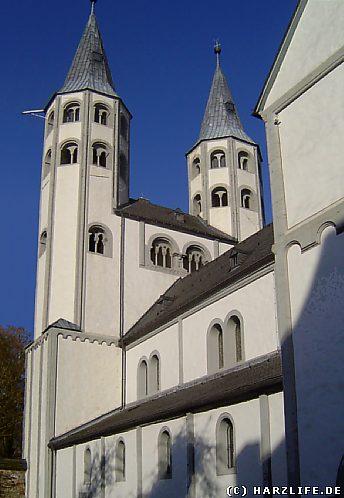 Goslar - Die Neuwerkkirche