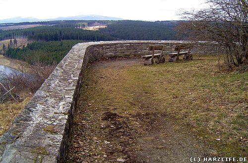 Aussichtspunkt Roter Stein