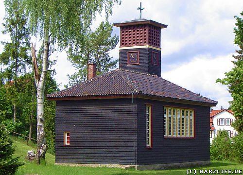 Silberhütte - die Kirche