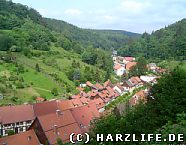 Rittergasse in Stolberg