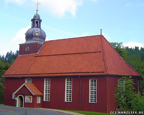 Die evangelische St.-Nikolai-Kirche
