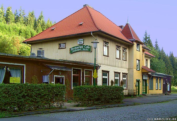 Innerstetalbahn - Bahnhof Altenau