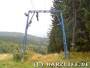 Doppelschlepplift auf dem Ravensberg