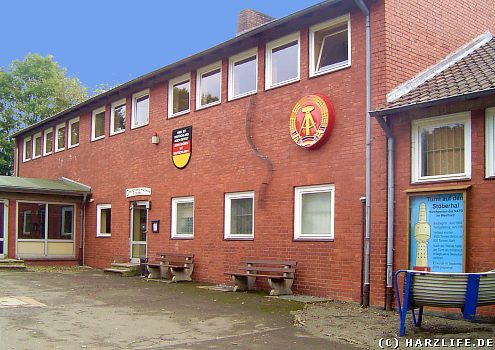 Das Grenzlandmuseum in Tettenborn