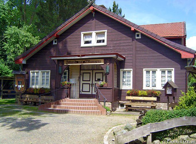 Heimatmuseum und Skimuseum in Braunlage