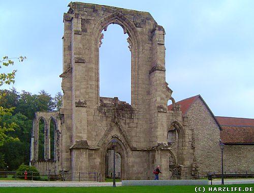 Ruine des Klosters Walkenried