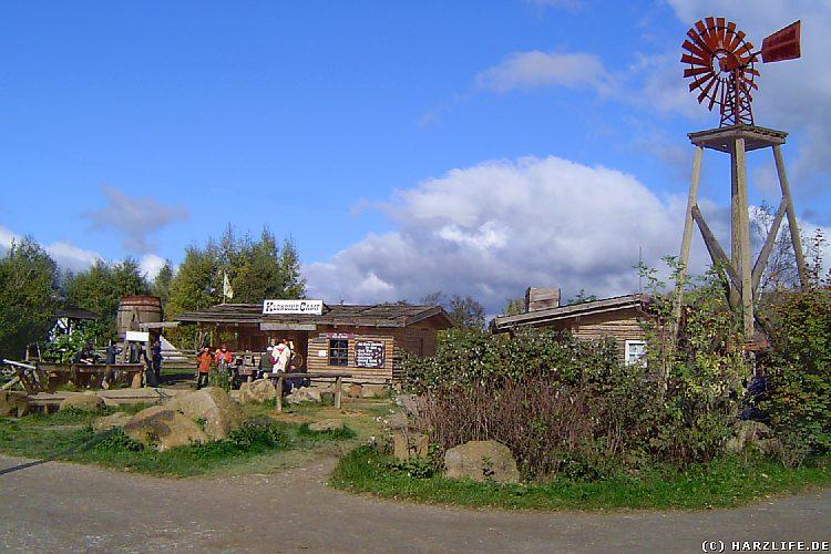 Das Klondike-Camp