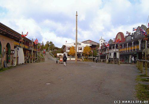 Main Street in Pullman City II