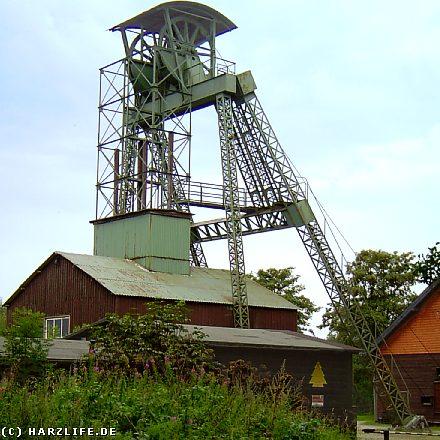 Der Ottiliae-Schacht in Clausthal-Zellerfeld