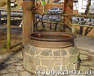 Alte Trinkwasserentnahmestelle