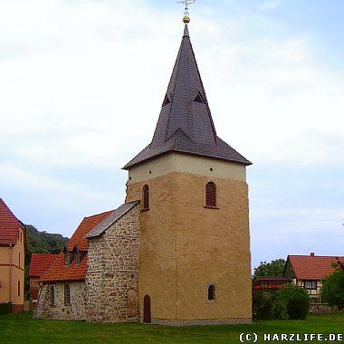 Die St.-Moritz-Kirche in Stempeda