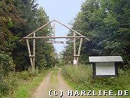 Südharz-Loipe am Ravensberg