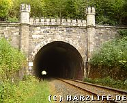 Tunnelportal am Himmelreich