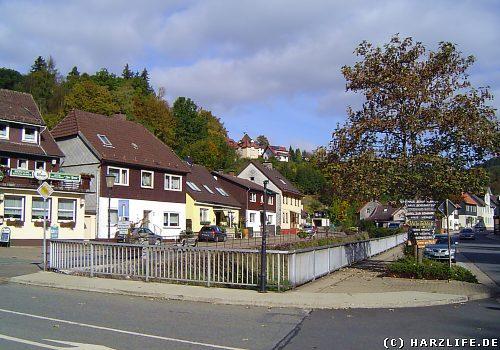 Wieda - Im Ortszentrum