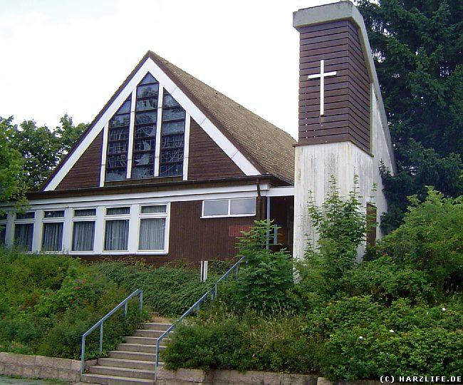Die katholische Kirche Zum Heiligen Geist in Hohegeiß