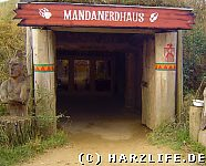 Das Mandan Erdhaus