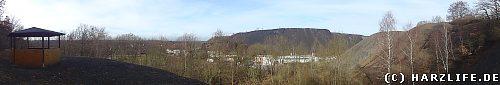 Haldenlandschaft bei Wimmelburg