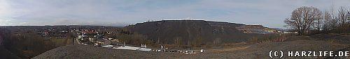 Haldengelände der ehemaligen Krughütte bei Wimmelburg