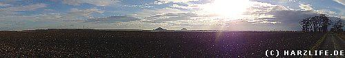 Die Pyramiden des Mansfelder Landes